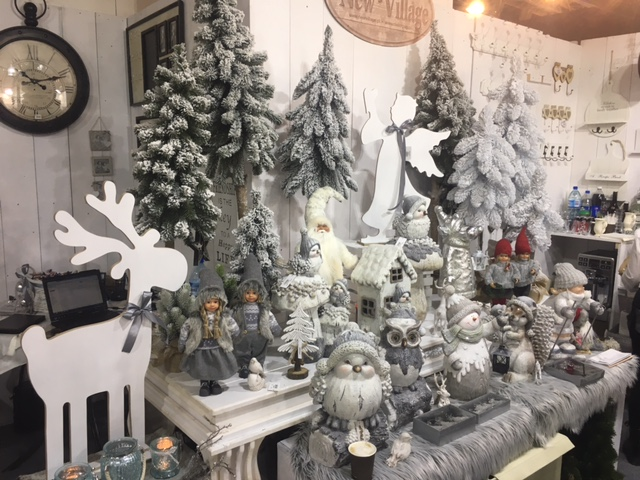 Targi Christmasworld 2017 we Frankfurcie nad Menem
