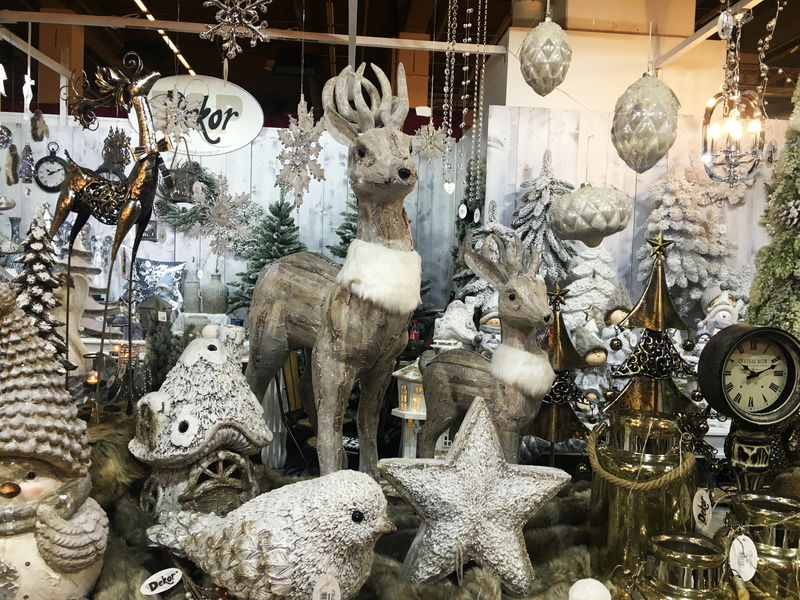 Targi ChristmasWorld we Frankfurcie 2018